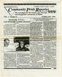 Community Pride Reporter, 02/1994