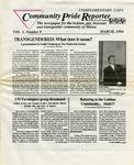 Community Pride Reporter, 03/1994