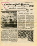 Community Pride Reporter, 05/1994