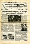 Community Pride Reporter, 12/1994
