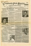 Community Pride Reporter, 03/1996 by Community Pride Reporter