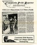 Community Pride Reporter, 11/1997 by Community Pride Reporter