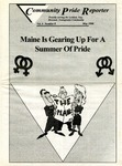 Community Pride Reporter, 05/1998