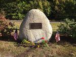Portland, Maine: Caldwell Square Memorial