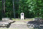 Falmouth,Maine:  Pine Grove Preserve Memorial