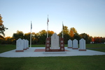 New Gloucester, Maine: Veterans' Monument