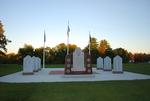 New Gloucester, Maine: Veterans' Monument