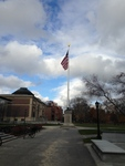 Brunswick, Maine: Bowdoin College World War I Monument