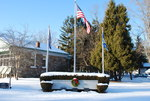 Portland, Maine: Evergreen Cemetery Veteran's Memorial