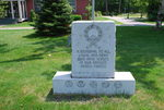 Freeport, Maine: Veterans Memorial