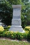 Cumberland, Maine: William Merrill Memorial Monument