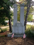 Brunswick, Maine: War Monument
