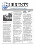 Currents, Vol.15, No.1 (Sept.1996) by Susan E. Swain