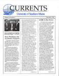 Currents, Vol.15, No.4 (Dec.1996) by Susan E. Swain