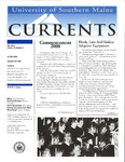 Currents, Vol.18, No.8 (May 2000) by Susan E. Swain