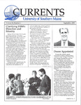 Currents, Vol.14, No.1 (Sept.1995) by Susan E. Swain