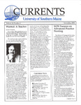 Currents, Vol.14, No.3 (Nov.1995) by Susan E. Swain