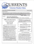 Currents (January 19, 1996) by Susan E. Swain