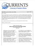Currents (April 18, 1996) by Susan E. Swain