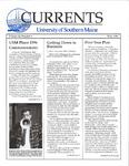 Currents, Vol.14, No.8 (May 1996) by Susan E. Swain