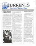 Currents, Vol.13, No.6 (May 1995) by Susan E. Swain