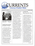 Currents, Vol.12, No.2 (Oct.1993) by Susan E. Swain