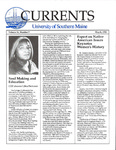 Currents, Vol.11, No.7 (Mar.1993) by Robert S. Caswell and Susan E. Swain