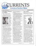 Currents, Vol.10, No.2 (Sept.30, 1991) by Robert S. Caswell and Susan E. Swain