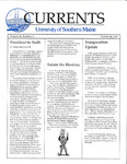 Currents, Vol.10, No.4 (Oct.28, 1991) by Robert S. Caswell and Susan E. Swain