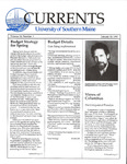 Currents, Vol.10, No.7 (Jan.20, 1992) by Robert S. Caswell and Susan E. Swain