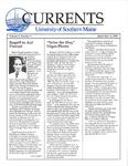Currents, Vol.9, No.1 (Sept.10, 1990)