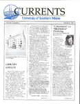 Currents, Vol.9, No.3 (Oct.8, 1990) by Robert S. Caswell and Susan E. Swain
