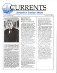Currents, Vol.9, No.5 (Nov.5, 1990) by Robert S. Caswell and Susan E. Swain
