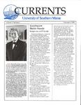 Currents, Vol.9, No.5 (Nov.5, 1990)