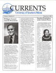 Currents, Vol.9, No.7 (Dec.3, 1990) by Robert S. Caswell and Susan E. Swain