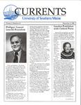 Currents, Vol.9, No.7 (Dec.3, 1990)