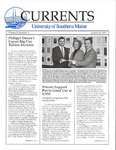 Currents, Vol.9, No.8 (Jan.21, 1991) by Robert S. Caswell and Susan E. Swain
