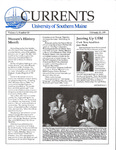 Currents, Vol.9, No.10 (Feb.25, 1991) by Robert S. Caswell and Susan E. Swain