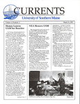 Currents, Vol.9, No.11 (Mar.11, 1991) by Robert S. Caswell and Susan E. Swain