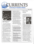 Currents, Vol.9, No.15 (May 6, 1991) by Robert S. Caswell and Susan E. Swain