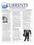 Currents, Vol.8, No.1 (Sept.11, 1989) by Robert S. Caswell and Susan E. Swain