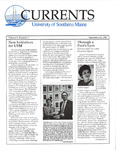 Currents, Vol.8, No.2 (Sept.25, 1989) by Robert S. Caswell and Susan E. Swain