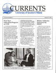 Currents, Vol.8, No.9 (Jan.22, 1990) by Robert S. Caswell and Susan E. Swain