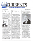 Currents, Vol.7, No.6 (Nov.21, 1988) by Robert S. Caswell and Susan E. Swain