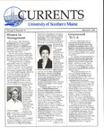Currents, Vol.7, No.12 (Mar.27, 1989) by Robert S. Caswell and Susan E. Swain