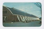 Drill Hall Postcard by none