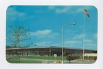U.S. Naval Training Center Gallery Postcard by none