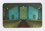 Holy Name Catholic Chapel Postcard by none