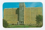 U.S. Naval Hospital at Great Lakes, Illinois Postcard (2) by Denis Mailhot MPS
