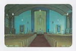 Holy Name Catholic Chapel Postcard (2) by Denis Mailhot MPS